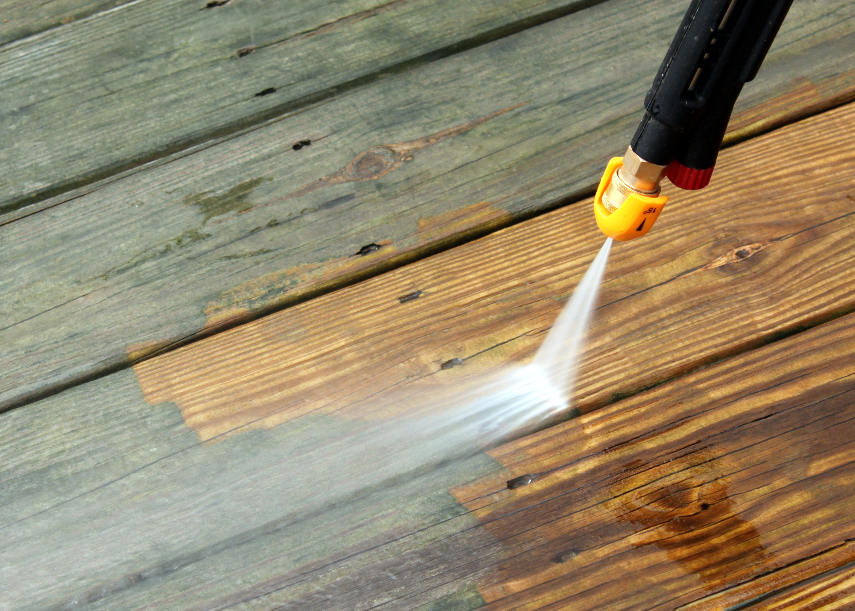 do you need to power wash your deck before staining s k remodeling. Black Bedroom Furniture Sets. Home Design Ideas